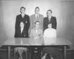 Waterloo College Newsweekly staff, 1953-54