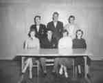 Waterloo College Assembly Committee, 1953-54