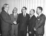 Waterloo Lutheran University Board of Governors members