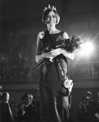 Miss Canadian University 1968