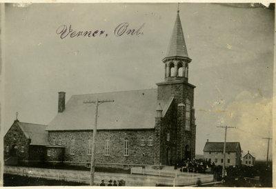Église Saint-Jean-Baptiste, Verner / Saint-Jean-Baptiste Church, Verner