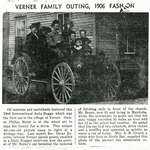 Verner Family Outing, 1906 Fashion