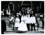 Mariage de M.Mme. Edouard Laferrière / Wedding of Mr.Mrs. Edouard Laferrière