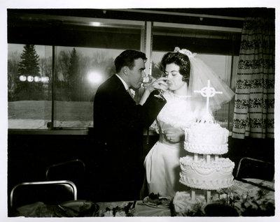 Mariage de M. & Mme. Jean Claude Landry / Wedding of Mr. & Mrs. Jean Claude Landry