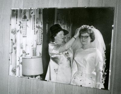 Mariage de M. et Mme. Royal Poulin / Wedding of Mr. and Mrs. Royal Poulin