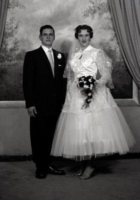 Mariage de M. et Mme. Rheal Lachance / Wedding of Mr. and Mrs. Rheal Lachance