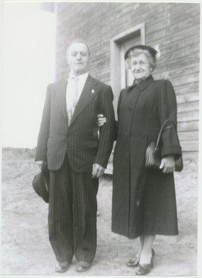 M. et Mme. Arbour / Mr. and Mrs. Arbour