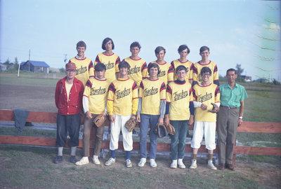 Équipe de baseball Truchon Fuels / Truchon Fuels Baseball Team