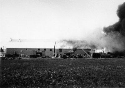 Incendie, Verner / Building Fire, Verner