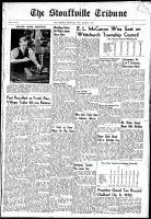 Stouffville Tribune (Stouffville, ON), January 4, 1951