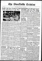 Stouffville Tribune (Stouffville, ON), January 11, 1951