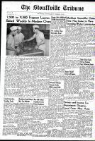 Stouffville Tribune (Stouffville, ON), February 22, 1951