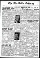 Stouffville Tribune (Stouffville, ON), March 1, 1951