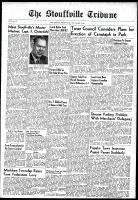 Stouffville Tribune (Stouffville, ON), March 8, 1951