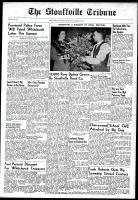 Stouffville Tribune (Stouffville, ON), March 29, 1951