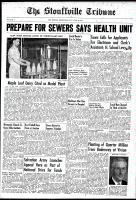 Stouffville Tribune (Stouffville, ON), April 26, 1951