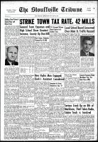 Stouffville Tribune (Stouffville, ON), May 24, 1951