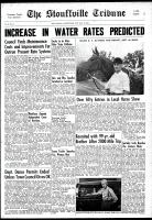 Stouffville Tribune (Stouffville, ON), July 12, 1951