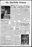 Stouffville Tribune (Stouffville, ON), July 19, 1951