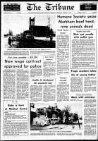 Stouffville Tribune (Stouffville, ON), March 11, 1971
