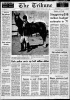 Stouffville Tribune (Stouffville, ON), June 3, 1971