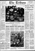 Stouffville Tribune (Stouffville, ON), October 14, 1971