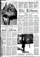 Stouffville Tribune (Stouffville, ON), January 6, 1972