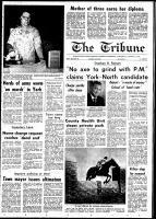 Stouffville Tribune (Stouffville, ON), August 3, 1972