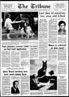 Stouffville Tribune (Stouffville, ON), September 7, 1972