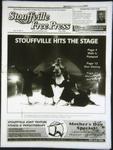 Stouffville Free Press (Stouffville Ontario: Stouffville Free Press Inc.), 1 May 2009