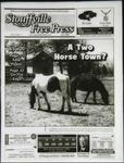 Stouffville Free Press (Stouffville Ontario: Stouffville Free Press Inc.), 1 Jun 2008
