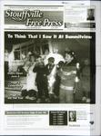 Stouffville Free Press (Stouffville Ontario: Stouffville Free Press Inc.), 1 Jun 2009