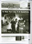 Stouffville Free Press (Stouffville Ontario: Stouffville Free Press Inc.), 1 Jun 2009