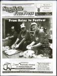 Stouffville Free Press (Stouffville Ontario: Stouffville Free Press Inc.), 1 Jul 2008
