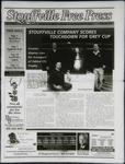Stouffville Free Press (Stouffville Ontario: Stouffville Free Press Inc.), 1 Dec 2007