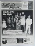 Stouffville Free Press (Stouffville Ontario: Stouffville Free Press Inc.), 1 Dec 2012