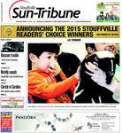 Stouffville Sun-Tribune (Stouffville, ON), 17 Mar 2016