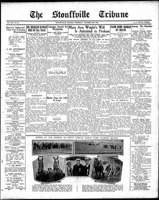 Stouffville Tribune