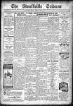Stouffville Tribune (Stouffville, ON), April 19, 1923