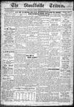 Stouffville Tribune (Stouffville, ON), January 7, 1926