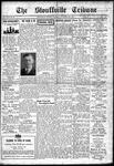 Stouffville Tribune (Stouffville, ON), November 25, 1926