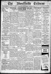 Stouffville Tribune (Stouffville, ON), December 16, 1926