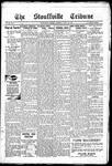 Stouffville Tribune (Stouffville, ON), April 12, 1928