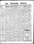 Stouffville Tribune (Stouffville, ON), July 30, 1931