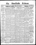 Stouffville Tribune (Stouffville, ON), November 26, 1931