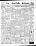 Stouffville Tribune (Stouffville, ON), June 30, 1932