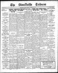 Stouffville Tribune (Stouffville, ON), October 13, 1932