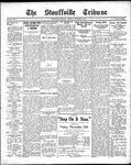 Stouffville Tribune (Stouffville, ON), November 24, 1932