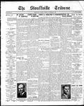 Stouffville Tribune (Stouffville, ON), December 29, 1932