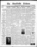 Stouffville Tribune (Stouffville, ON), January 26, 1933